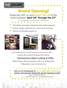 Grand Opening Gallery